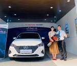 Accent 1.4AT Đặc biệt 2021